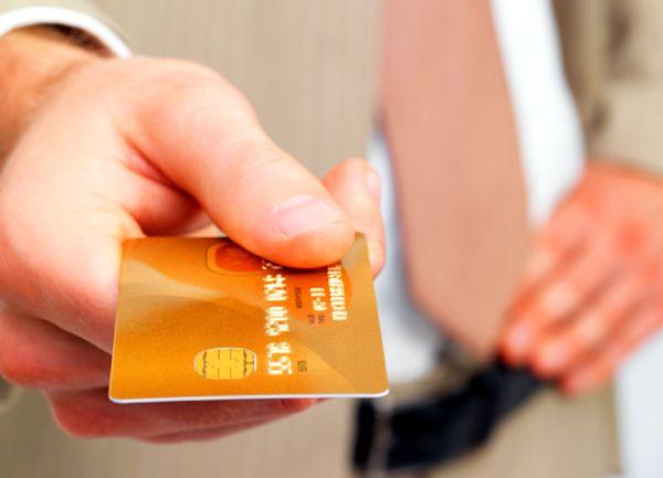 процесс получения банковской карточки