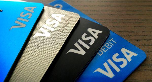 разновидности карт от visa