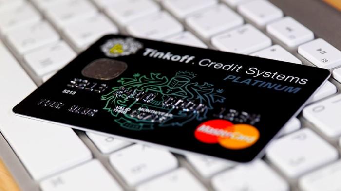 Тинькофф Банк - один из самых популярных