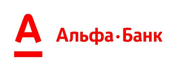 логотип alfa bank