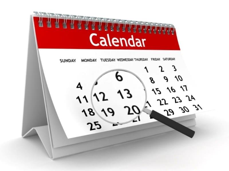 ежедневный календарь