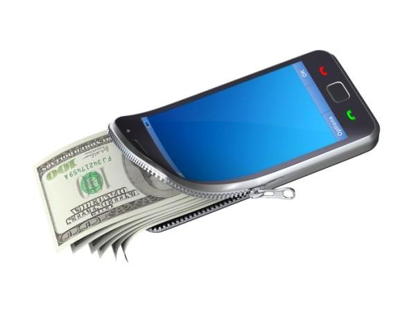 денежный телефон