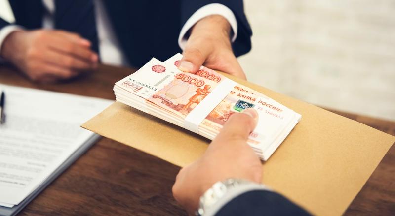 передача кредиты наличными клиенту